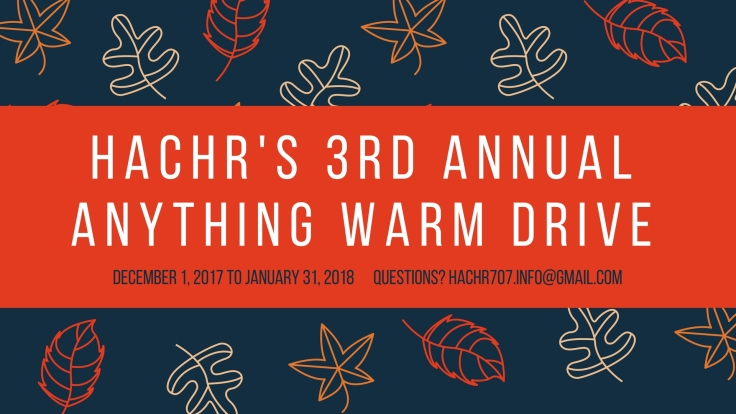 HACHR Anything Warm Drive FB Cover(1)